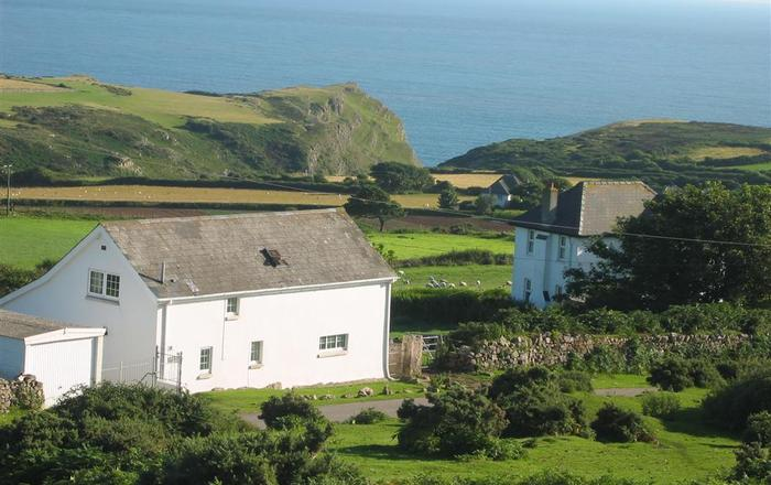 Middleton Hall Cottage, Nr Rhossili, Gower
