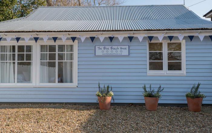 The Blue Beach House, Bembridge