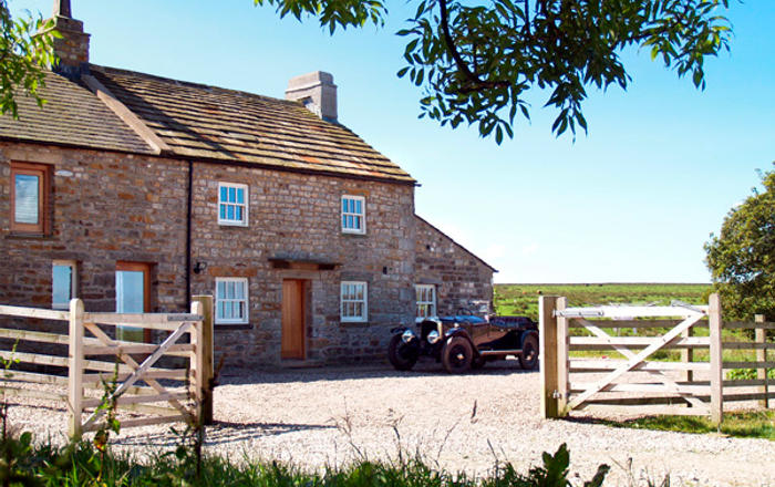 Lower Croasdale Farmhouse, Lancaster