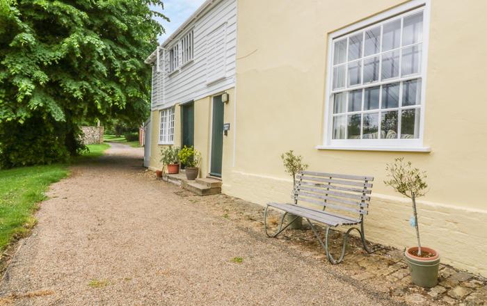 The Garden Flat at Holbecks House, Hadleigh