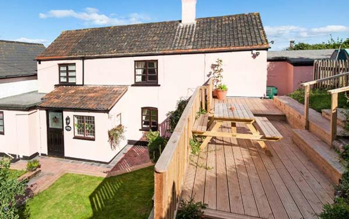 Rose Cottage, Minehead