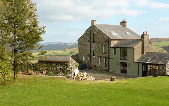 Groffa Crag Farmhouse, Ulverston