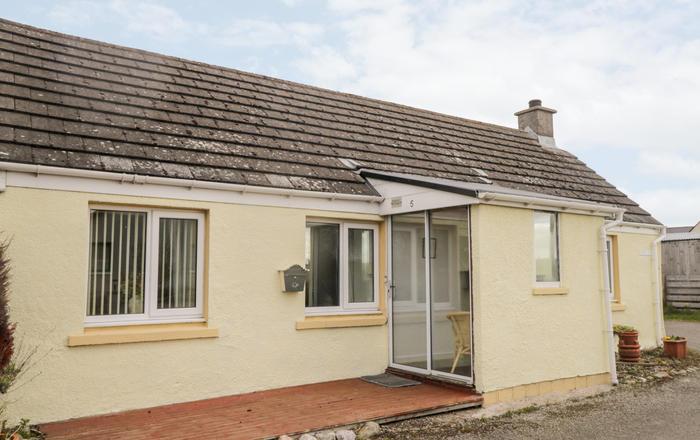 Braemar Cottage, Tain