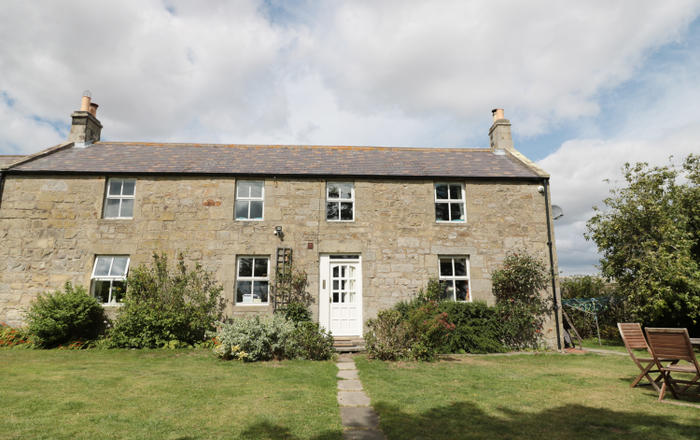 North Field Farmhouse, Alnwick