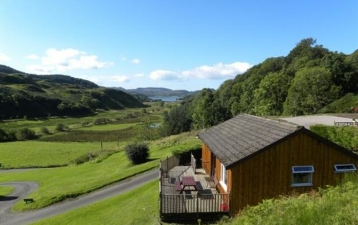 Conifer Lodge, Oban