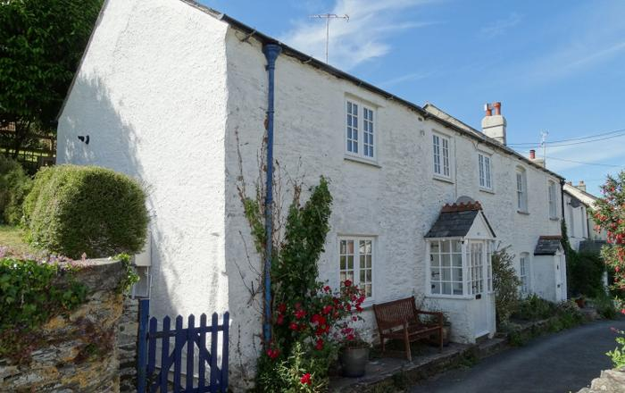Mollys Cottage, Noss Mayo