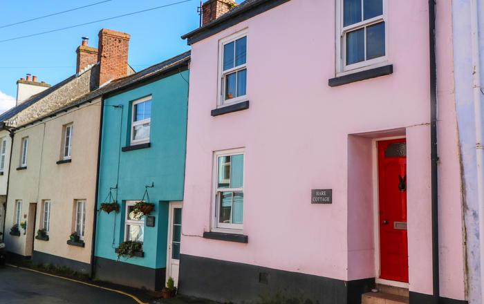 Hare Cottage, Kingsbridge
