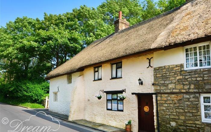 Nut Cottage, West Lulworth