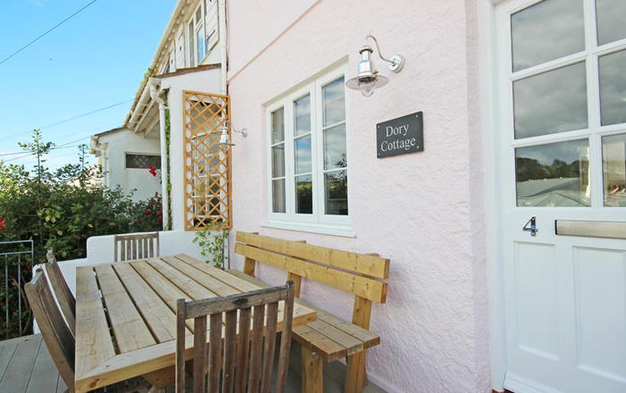 Dory Cottage, Salcombe