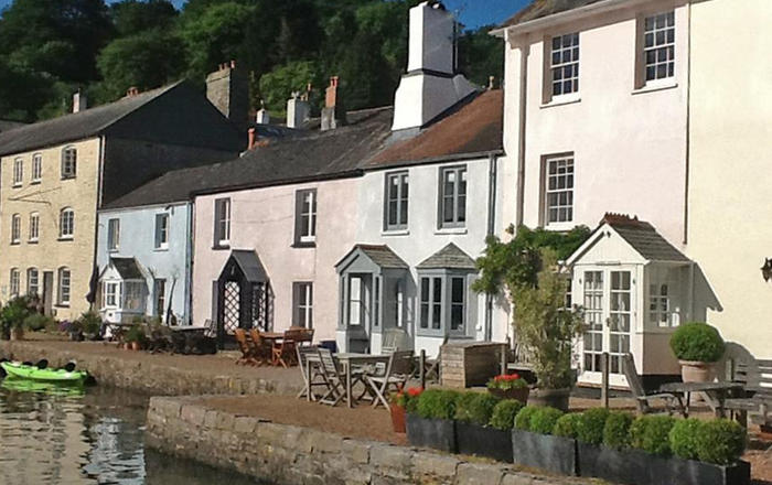 Berry Cottage, Dittisham
