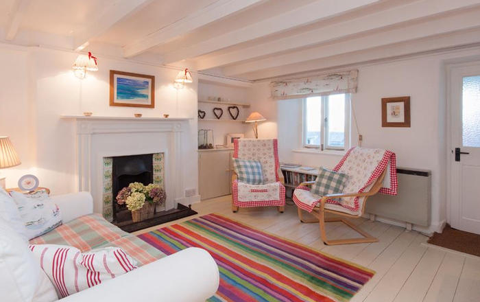 Bow Cottage, Nr Salcombe
