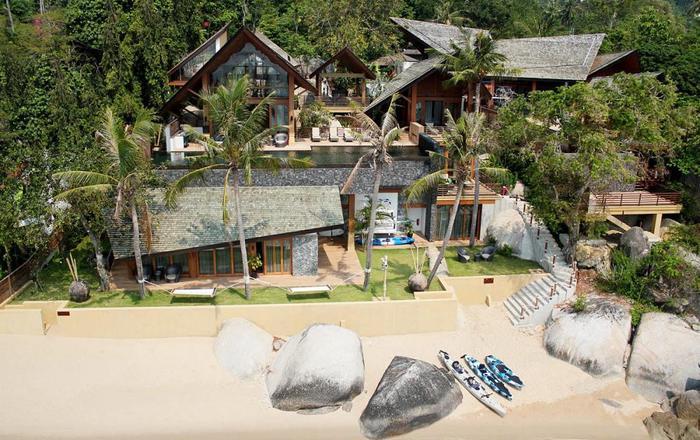 Baan Hinta, Lamai Beach