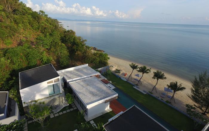Villa Malouna, Bang Por