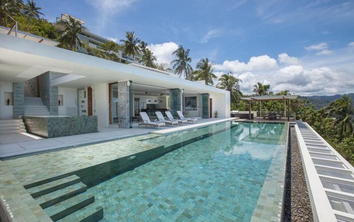 Villa Zest at Lime Samui, Nathon