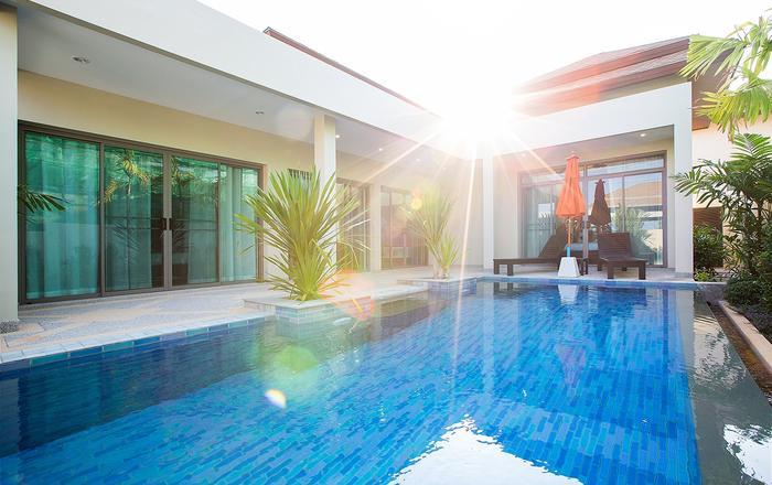 Vacation Rental Villa Badas