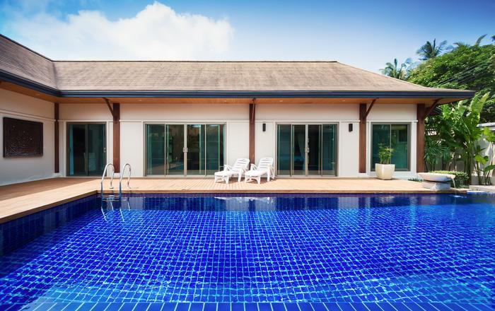 Vacation Rental Villa Haimona