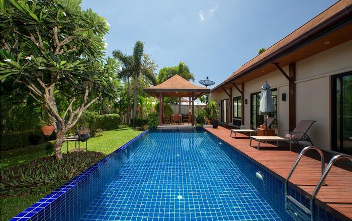 Vacation Rental Villa Atarata