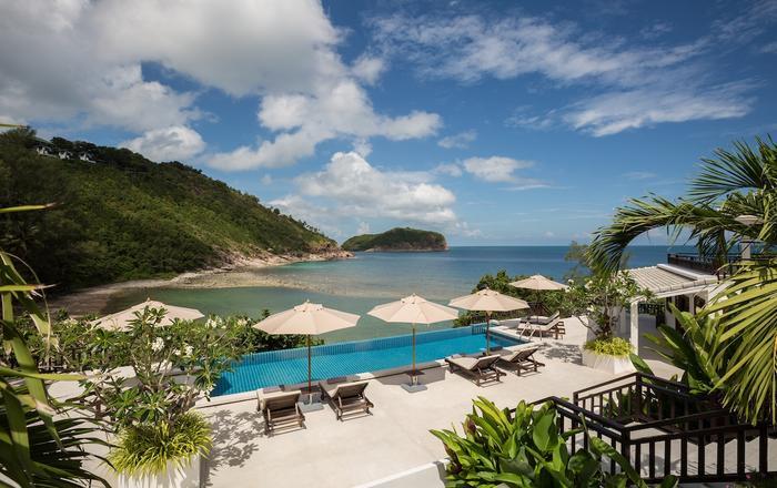 The Secret Beach Villa, Koh Phangan