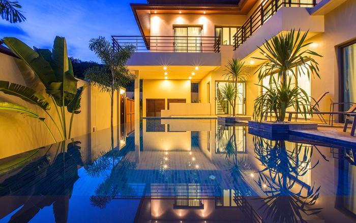 Vacation Rental Villa Nusa