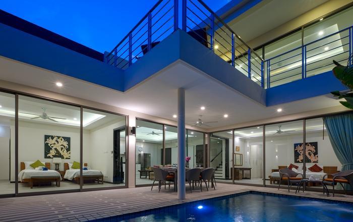 Vacation Rental Villa Bawal