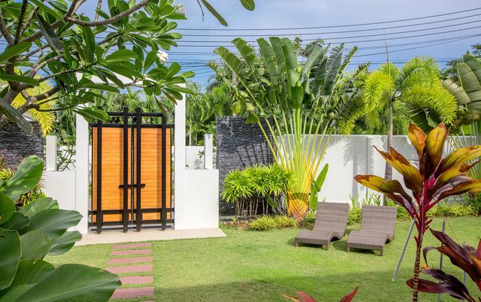 Vacation Rental Villa Kundur