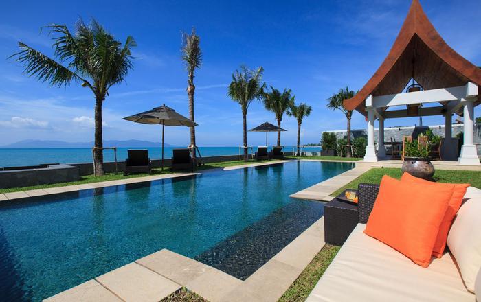 Villa Wayu at Miskawaan, Maenam Beach
