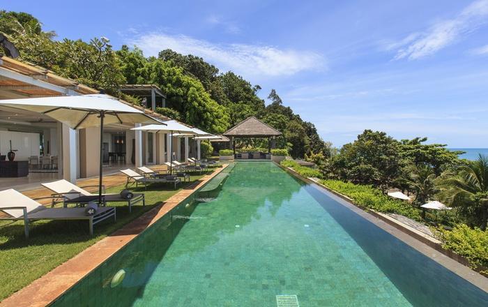 Sangsuri Villa 1, Chaweng Beach