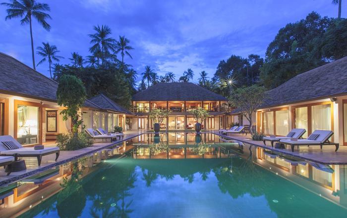 Villa Wanora, Laem Sor
