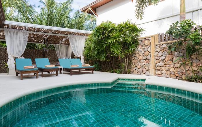 Villa Baan Fah Sai, Laem Set