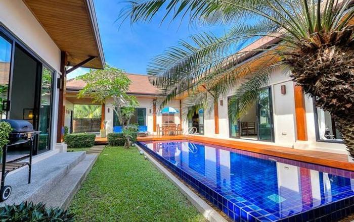 Villa Savu, Nai Harn