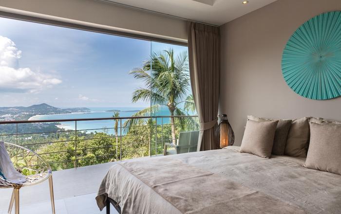 Villa Nuea at Comoon, Chaweng Beach