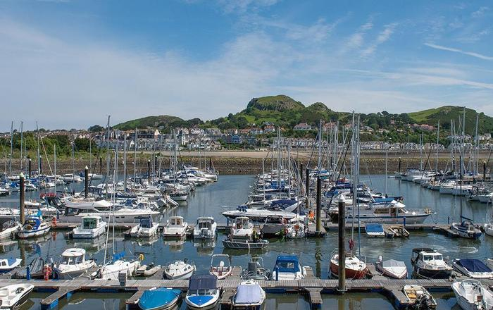 The Moorings, Conwy