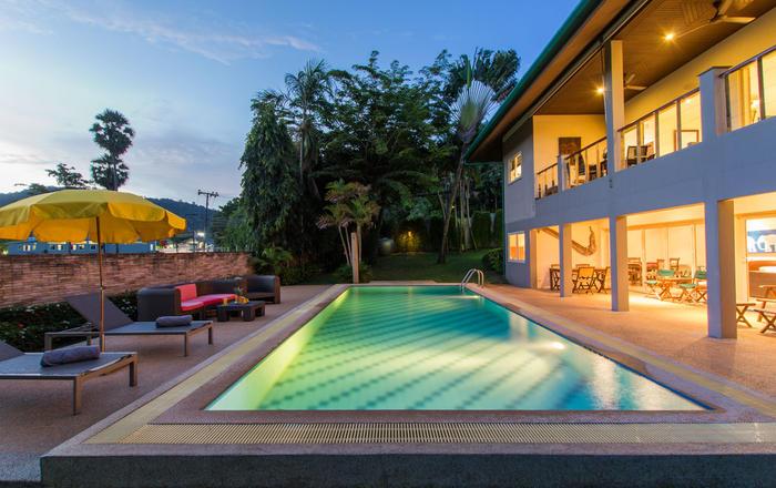 Viola Pool Villa, Rawai