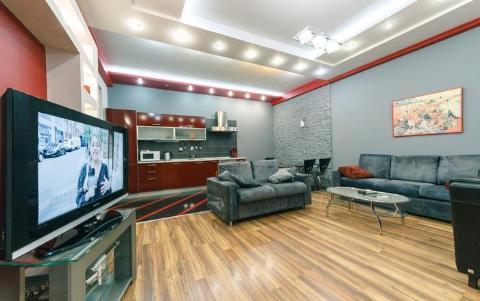 Two-room. Lux. 25.Antonovycha. Centre of Kiev, Kiev