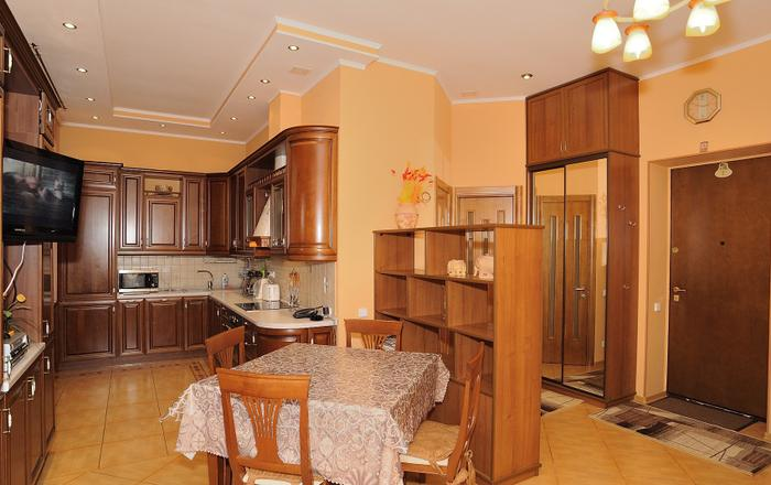 Two bedrooms. Lux. 21 Khreshchatyk St. Centre, Kiev