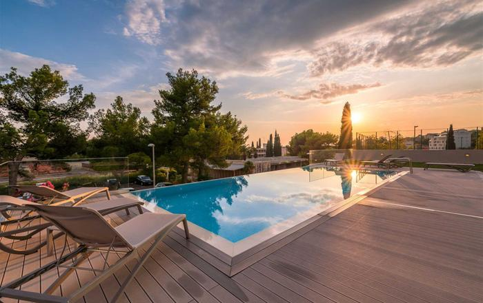 Luxury Apartment Bel Etage with Swimming Pool, Split