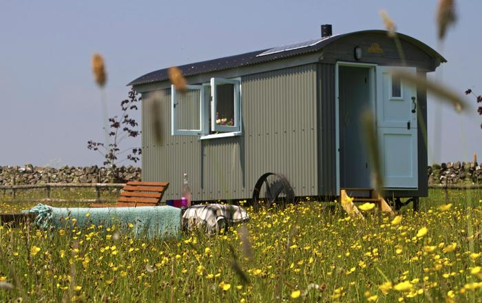 Shirley Shepherds Hut,