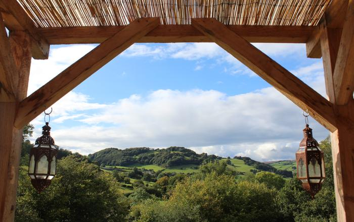 Caban y Bryn, Builth Wells,