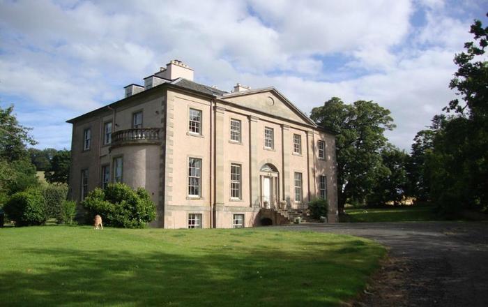 Crailing House, Jedburgh