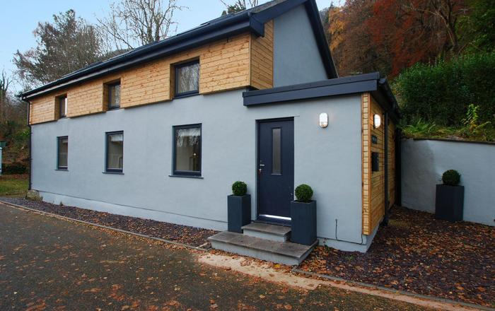 Pipeline Cottage, Dolgarrog