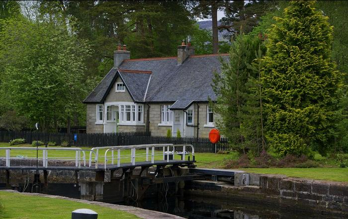 Sandray Cottage, Fort Augustus