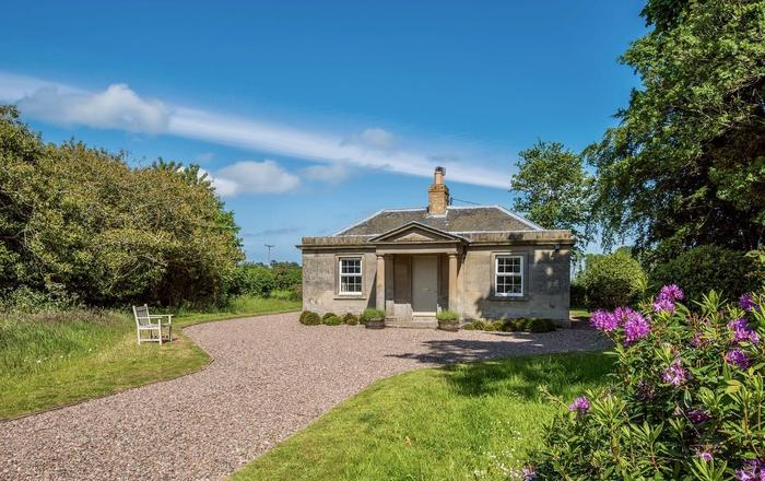 West Lodge, Milne Graden, Near Coldstream
