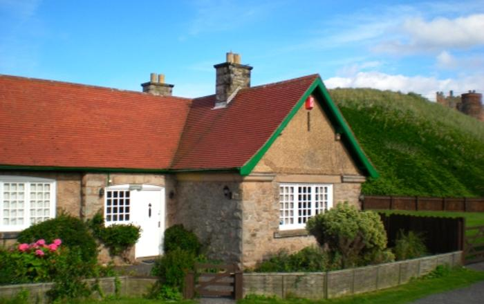 Coastguard Cottage, Bamburgh