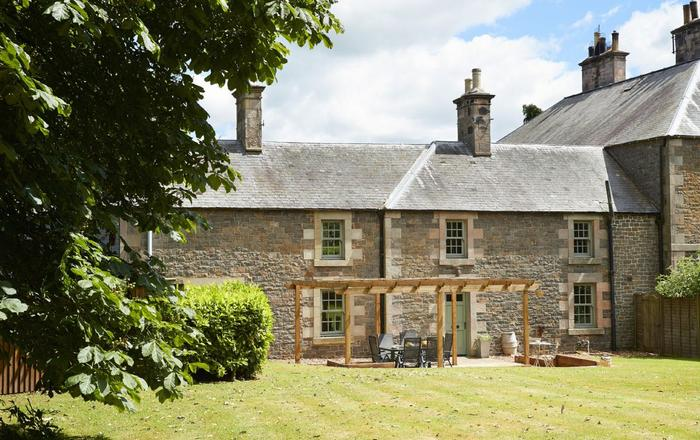 Courtyard House, Kelso