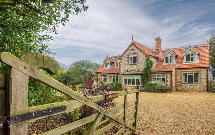 Coach House (T), Thornham