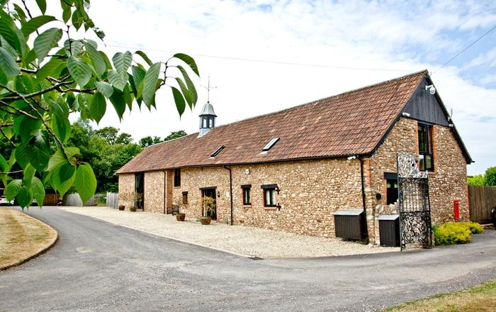 The Great Long Barn, West Buckland, Wellington