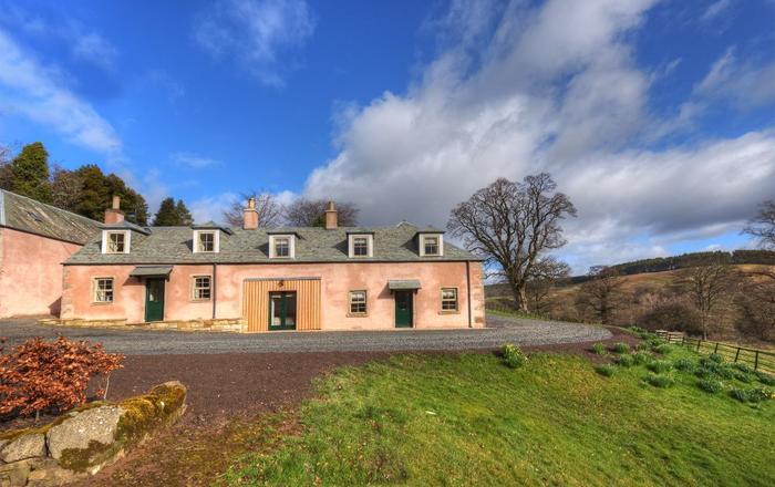 Braeburn Cottage, Jedburgh