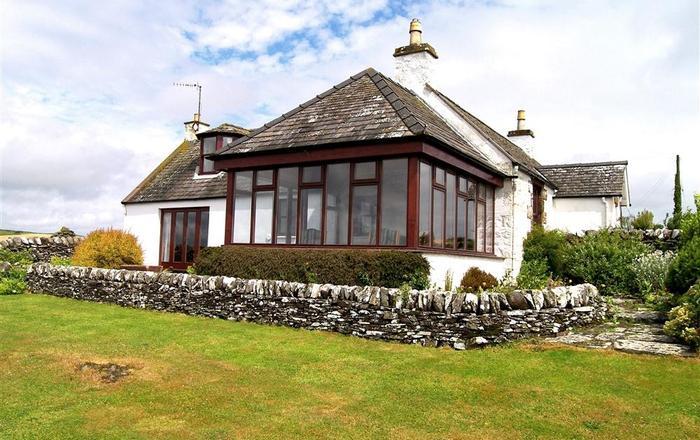 Allanhead Cottage, Kirkcudbright