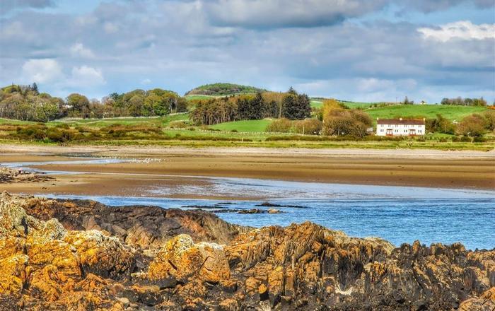 Oyster-Catcher Cottage, Kirkcudbright