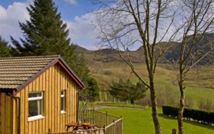 Ash Lodge, Oban